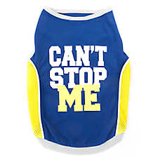 """Top Paw® """"Can't Stop Me"""" Dog Tank Top"""