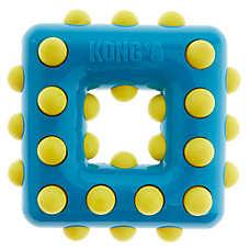 KONG® Dotz Square Dog Toy