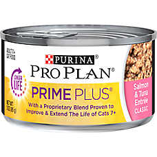 Purina® Pro Plan® Prime Plus Adult Cat Food - Salmon & Tuna