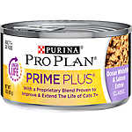 Purina® Pro Plan® Prime Plus Adult Cat Food - Ocean Whitefish & Salmon