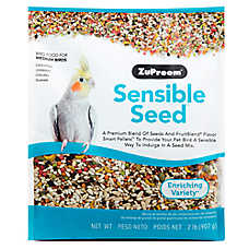 Zupreem® Sensible Seed Medium Bird Food