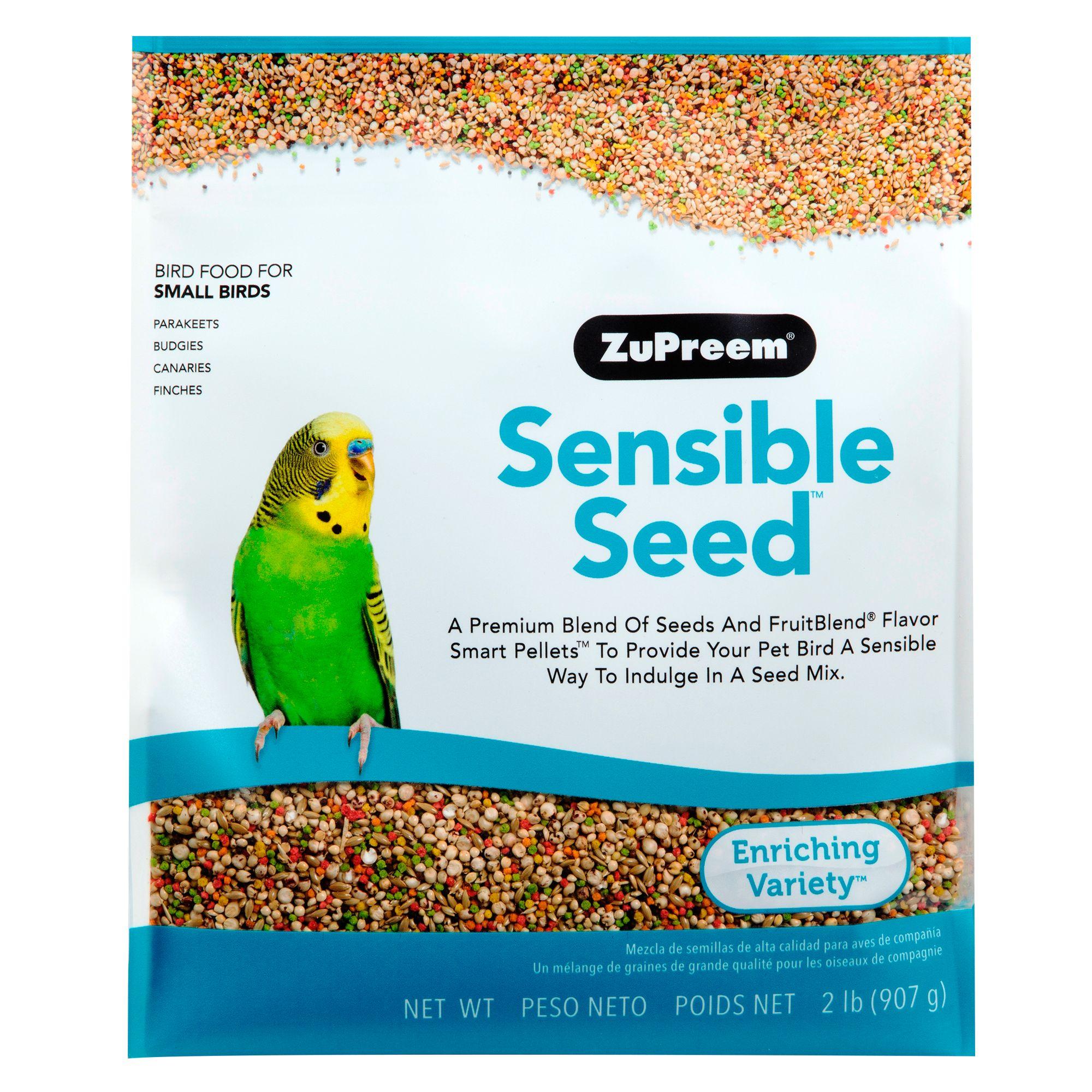 ZuPreem® Sensible Seed Small Bird Food