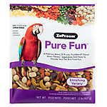 ZuPreem® Pure Fun Enriching Variety Mix Large Bird Food