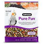ZuPreem® Pure Fun Enriching Variety Mix Medium Bird Food