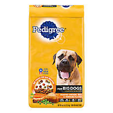 PEDIGREE® for Big Dogs Dog Food