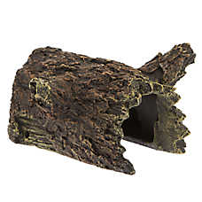 top fin betta log aquarium ornament