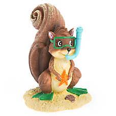 Top Fin® Squirrel Aquarium Ornament