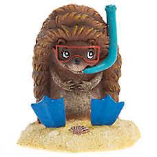 Top Fin® Hedgehog Aquarium Ornament