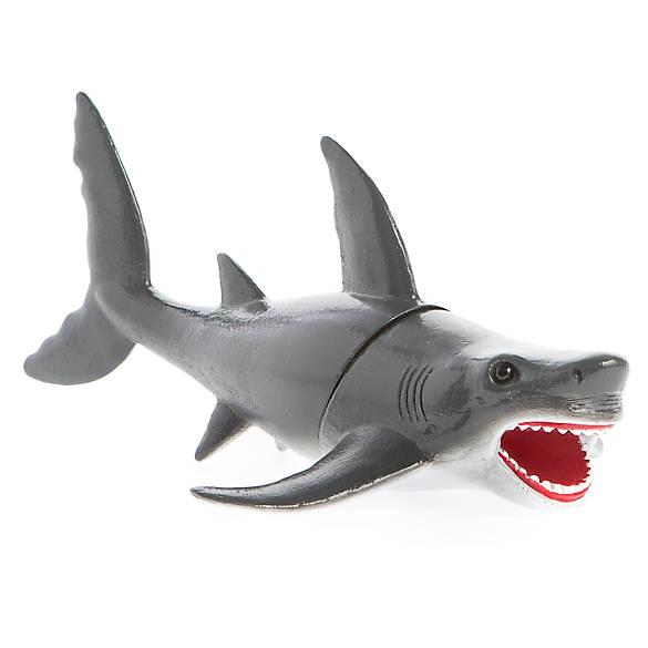 Top fin magnet shark aquarium ornament fish ornaments for Petsmart fish decor