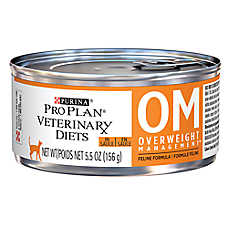 Purina® Pro Plan® Veterinary Diets Cat Food - OM, Overweight Management