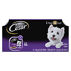 Cesar® Classics Adult Dog Food - Grilled Chicken, 12ct