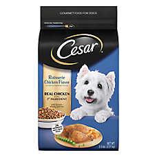 Cesar® Adult Dog Food - Rotisserie Chicken & Spring Vegetables