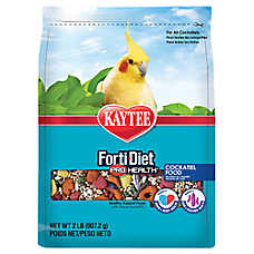 KAYTEE® FDPH Feather Cockatiel Bird Food