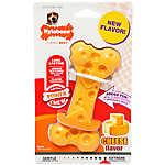 Nylabone® DuraChew® Cheese Bone Dog Toy
