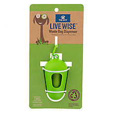 Top Paw® Live Wise™ Unscented Pet Waste Bag Dispenser