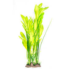 Top Fin® Green Silk Artificial Aquairum Plant