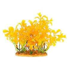 Top Fin®  Glow-in-the-Dark Orange Plant