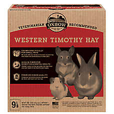 Oxbow Western Timothy Hay