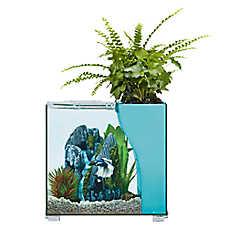 Top Fin® Aquaponics Embark 2.5 Gallon Desk Aquarium