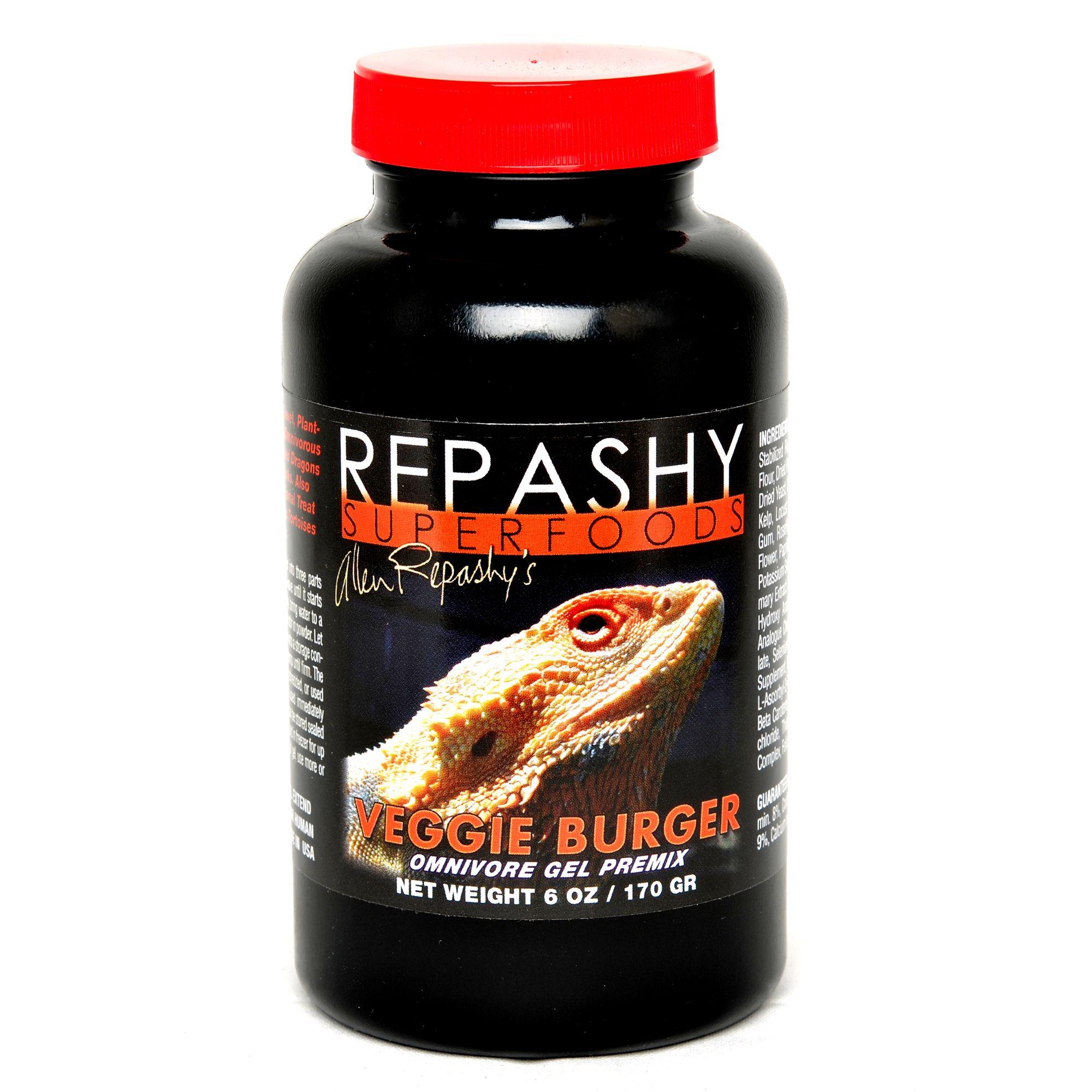 Repashy Veggie Burger