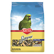 KAYTEE® Supreme Parrot Food