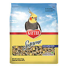 KAYTEE® Supreme Cockatiel Food