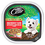 Cesar® Adult Dog Food - BBQ Chicken