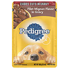 PEDIGREE® Adult Dog Food - Filet Mignon