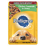 PEDIGREE® Dog Food - Choice Cuts in Gravy, Chicken Casserole