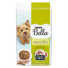 Purina® Bella Small Dog Food - Natural, Chicken & Turkey