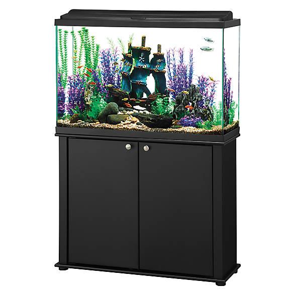 AqueonR 45 Gallon LED Aquarium Ensemble