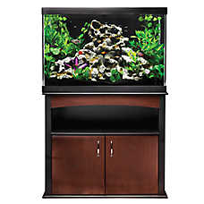 Aqueon® 65 Gallon LED Aquarium Ensemble