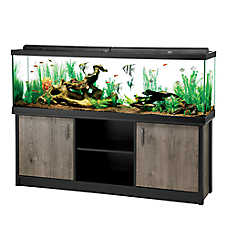 Aqueon 125 Gallon Led Aquarium Ensemble