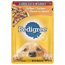 PEDIGREE® Adult Dog Food - Grilled Chicken
