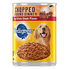 PEDIGREE® Adult Dog Food - Top Sirloin Steak