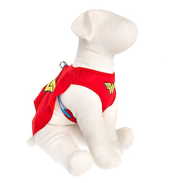 DC Comics™ Wonder Wo Dog Harness | dog Harnesses | PetSmart