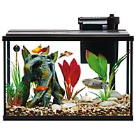 Deals on Top Fin Essentials Aquarium Starter Kit 5.5 Gallon