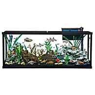 Top Fin Essentials Aquarium Starter Kit 55 Gallon