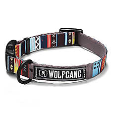 Wolfgang Man & Beast® NativeLines Dog Collar