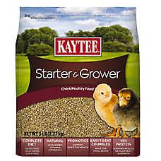 KAYTEE® Starter Grower Crumble Chicken Food