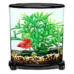 Top Fin® Revolve Betta Desk Aquarium