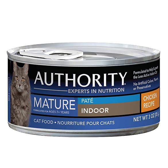Authority Wet Cat Food