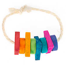 Grreat Choice® Color Blocks on a String