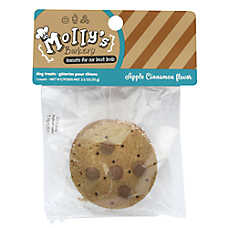 Molly's Barkery Cookie Sandwich Dog Treat - Apple Cinnamon