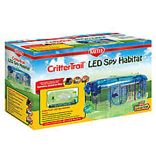 KAYTEE® CritterTrail LED Spy Habitat