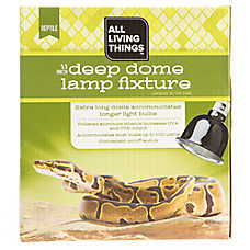 All Living Things™ Deep Dome Lamp Fixture