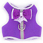Top Paw® Bow Reflective Vest Dog Harness