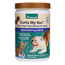 NaturVet® Outta My Box™ Soft Chews