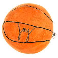 ED Ellen DeGeneres Joy Basketball Dog Toy - Plush