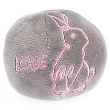 ED Ellen DeGeneres Love Rabbit Dog Ball - Plush